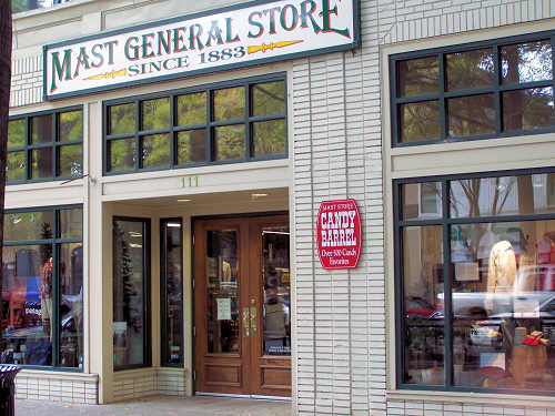 Mast General Store Greenville SC