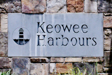 Keowee Harbours waterfront community
